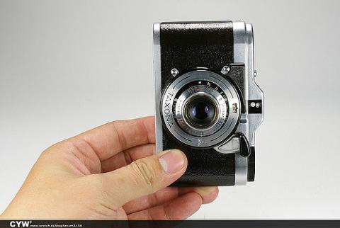 taxona, macchina fotografica foto a cura dell' utente CYW di Flickr